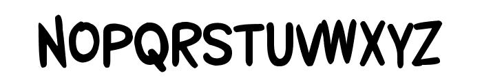 Wolfganger Font UPPERCASE