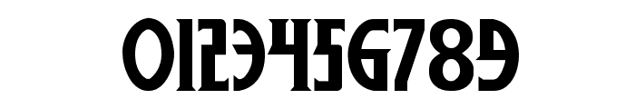 Wolf's Bane II Expanded Font OTHER CHARS