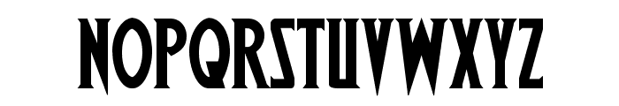 Wolf's Bane II Regular Font UPPERCASE