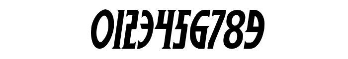Wolf's Bane II Semi-Italic Font OTHER CHARS
