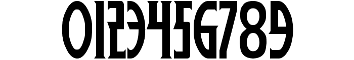 Wolf's Bane Font OTHER CHARS