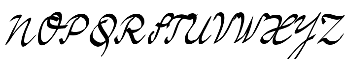 WolgastTwo Font UPPERCASE