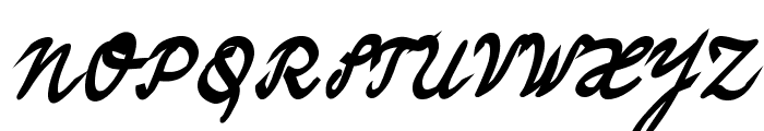 WolgastTwoBold Font UPPERCASE