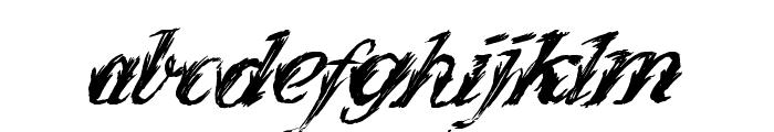 WonderInk Font LOWERCASE