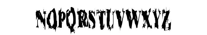 WoodenCasket Font UPPERCASE