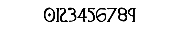 Woodgod Condensed Font OTHER CHARS