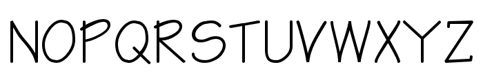 Woolkarth-Bold Bold Font UPPERCASE