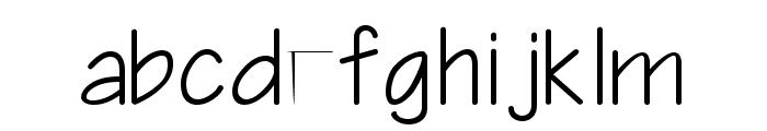 Woolkarth-Bold Bold Font LOWERCASE