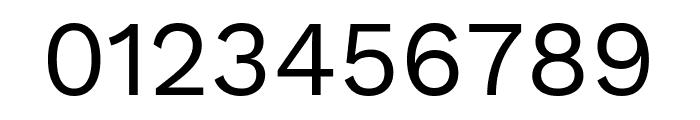 Work Sans Regular Font OTHER CHARS