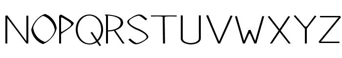 WorkShop-Light Font UPPERCASE
