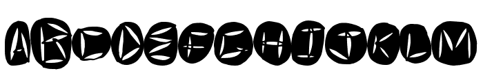 WorldPeace Font UPPERCASE