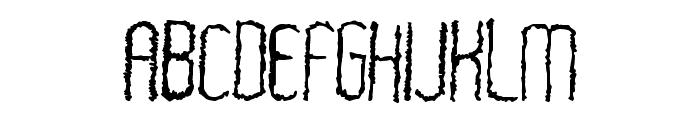 WorldShocker Font UPPERCASE