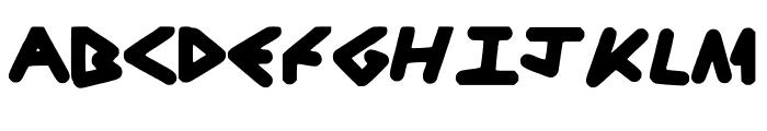 World_of_Imagination Font UPPERCASE