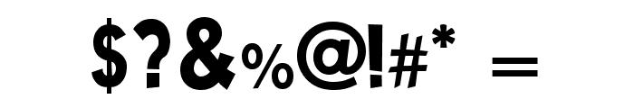 Wow emezing extra extra regular Font OTHER CHARS