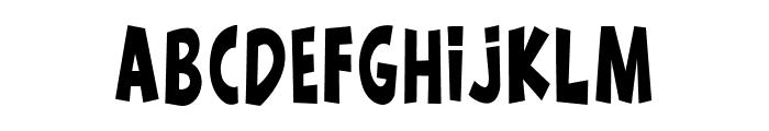 wow emezing reguler Regular Font LOWERCASE