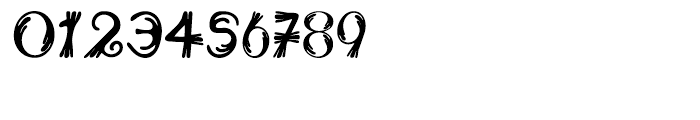 Woodball Regular Font OTHER CHARS