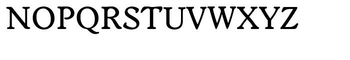 Worcester Round Medium Font UPPERCASE