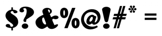 Wooden Nickel NF Pro Regular Font OTHER CHARS