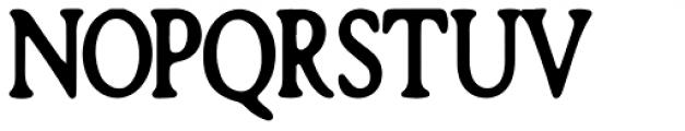 Wolfpack Regular Font UPPERCASE