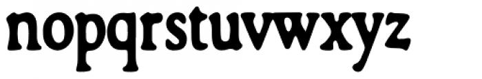 Wolfpack Regular Font LOWERCASE