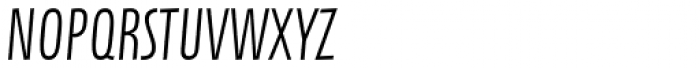Wolpe Fanfare Light Font LOWERCASE