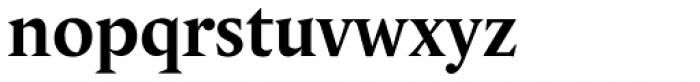 Wolpe Pegasus Bold Font LOWERCASE