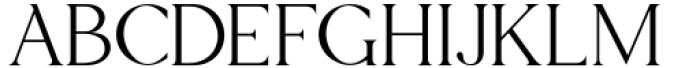 Wondar Quason Regular Font UPPERCASE