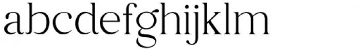 Wondar Quason Regular Font LOWERCASE