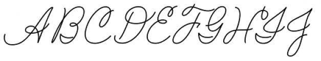 Wonderhand Cond20 Bold Font UPPERCASE