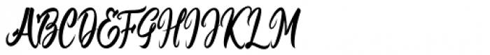 Wonderkids Regular  Font UPPERCASE