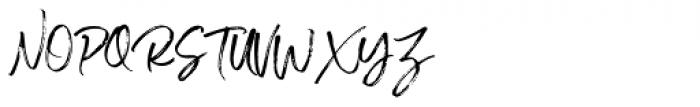 Wonderstory Regular Font UPPERCASE