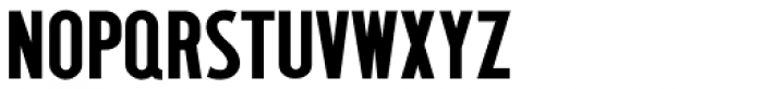 Wood Type Grotesk JNL Font LOWERCASE