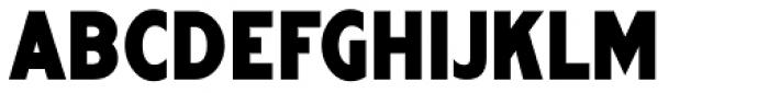 Woodbranch JNL Font UPPERCASE