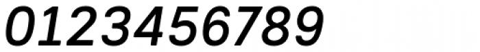 Woodford Bourne PRO Medium Italic Font OTHER CHARS