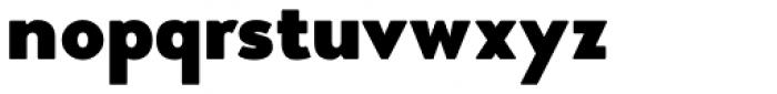 Woodford Bourne Ultra Font LOWERCASE
