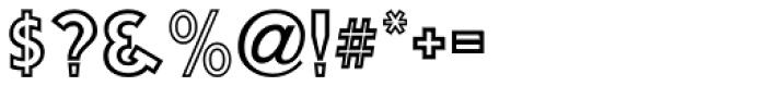 Woodlawn JNL Font OTHER CHARS
