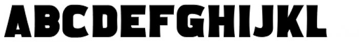 Woodmark JNL Font LOWERCASE