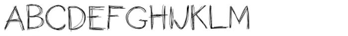 Wopi Script No 2 Font UPPERCASE