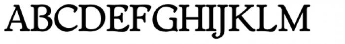 Worcest Round SH Medium Font UPPERCASE