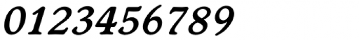 Worchester EF DemiBold Italic Font OTHER CHARS