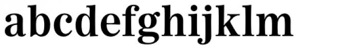 Worldwide Bold Font LOWERCASE