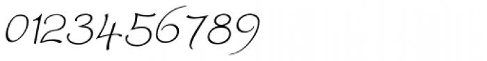 Worstveld Sling Oblique Font OTHER CHARS