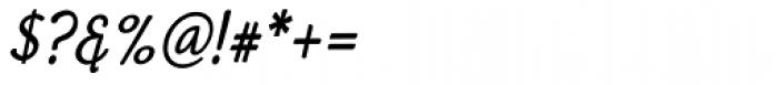 Worstveld Sting Bold Con Italic Font OTHER CHARS