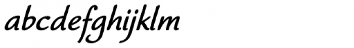 Worstveld Sting Bold Oblique Font LOWERCASE