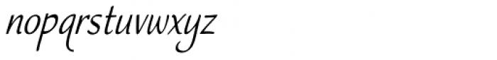 Worstveld Sting Condense Oblique Font LOWERCASE