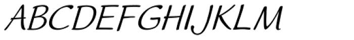 Worstveld Sting Italic Font UPPERCASE