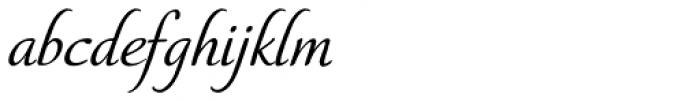Worstveld Sting Italic Font LOWERCASE