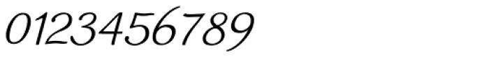 Worstveld Sting Oblique Font OTHER CHARS