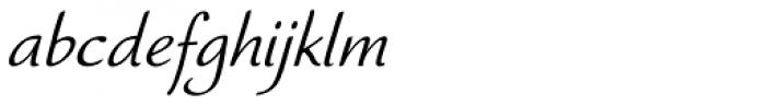 Worstveld Sting Oblique Font LOWERCASE