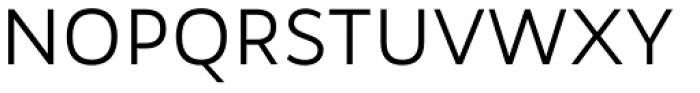 Wozniak Light Font UPPERCASE